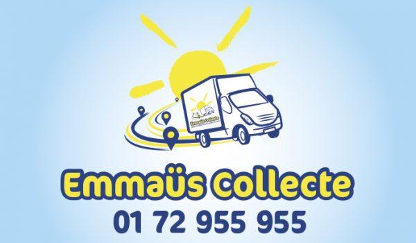 Logo Emmaus Collecte