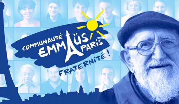 l'abbé Pierre, fondateur de la Communauté Emmaüs