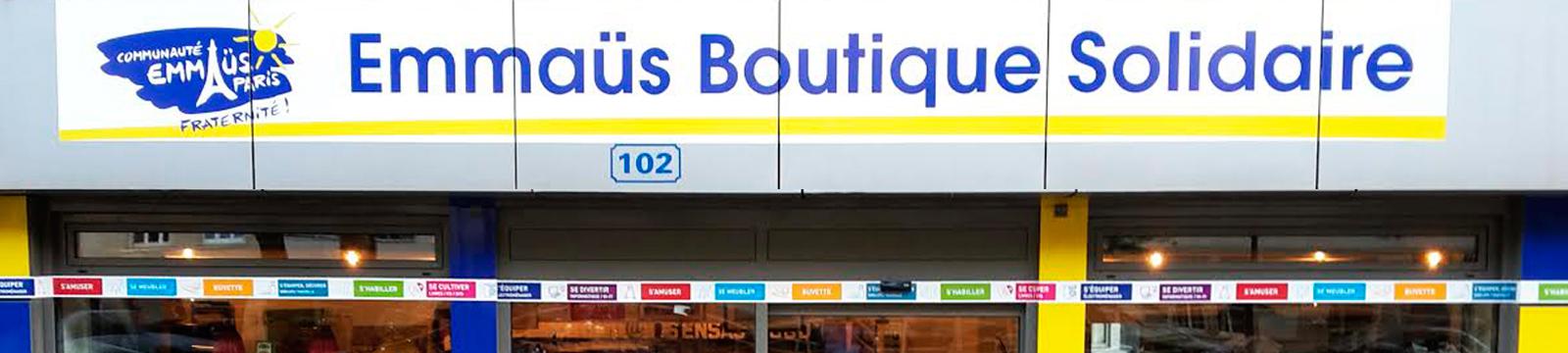 Boutique emmaus paris don de vetements paris emmaus paris - Donner meubles emmaus paris ...