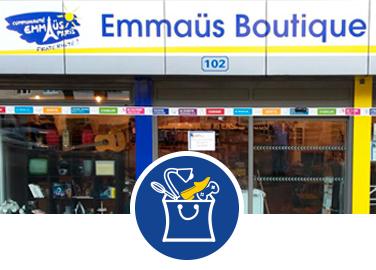 Acheter à Emmaus Communauté