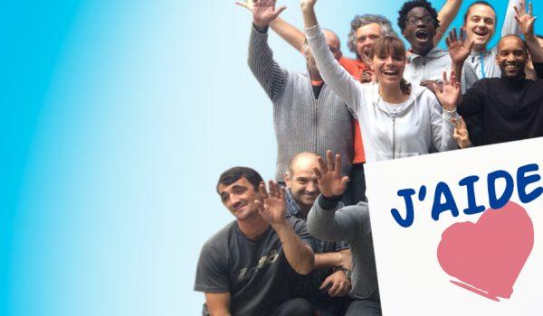 Les bénévoles à La Communauté Emmaüs Paris