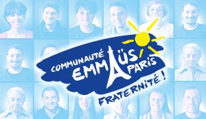 Logo Communauté Emmaus Paris